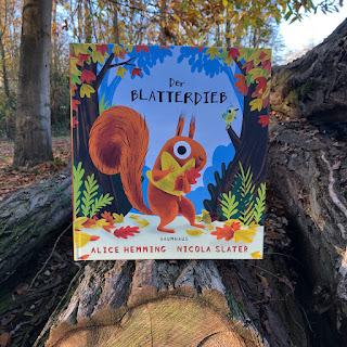 Der Blätterdieb - Unser neues Lieblingsbuch für den Herbst