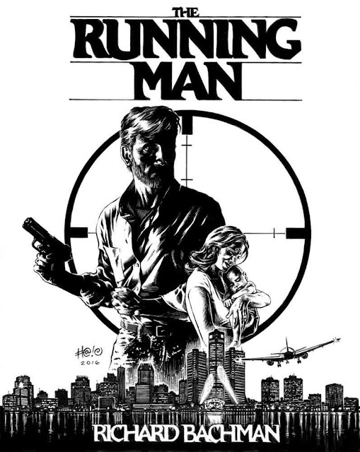 The Running Man- Stephen King - Mundo Distópico