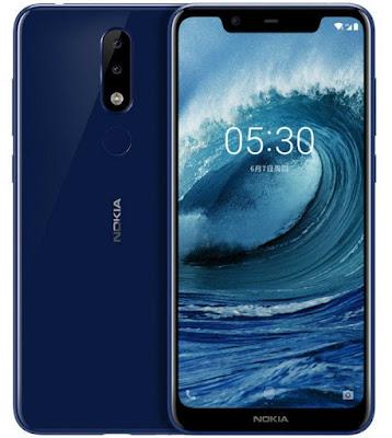 Nokia 5.1 Plus FAQ : VoLTE, OTG, MicroSD Fast Charging