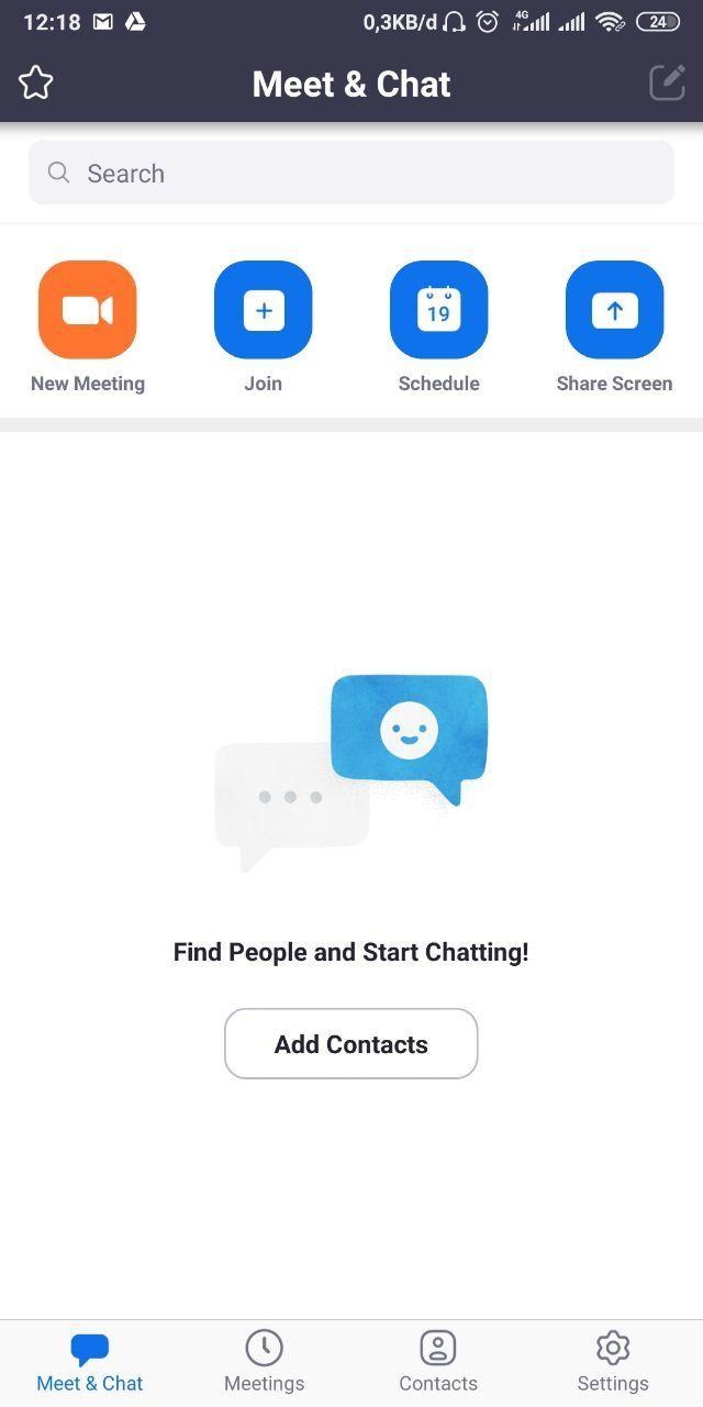 Cara Membuat Schedule Meeting di Aplikasi Zoom Android/IOS