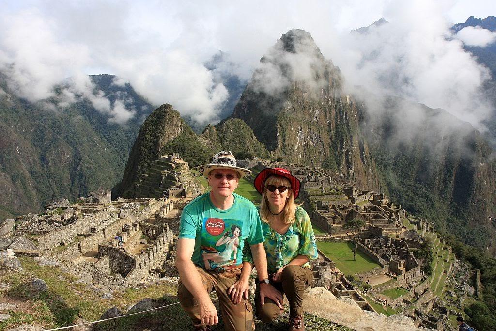 Cud świata - Machu Picchu.