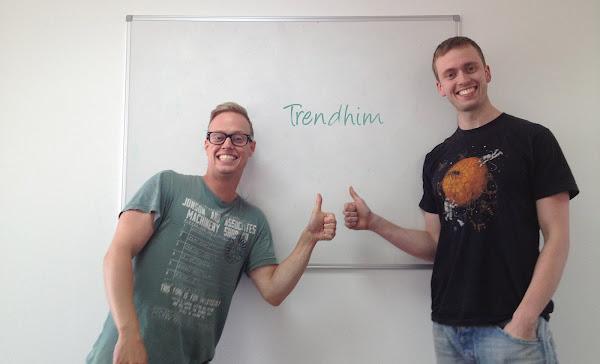 La historia de Trendhim, una empresa construida con valentía y determinación