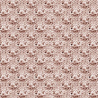 Textured Knitting 10: Knot | Knitting Stitch Patterns.