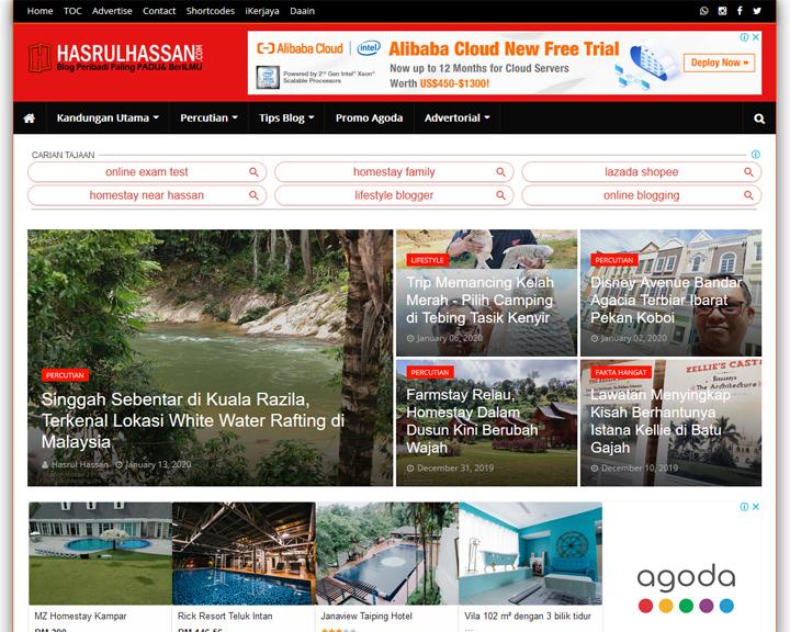 Blog pakar seo malaysia hasrulhassan.com