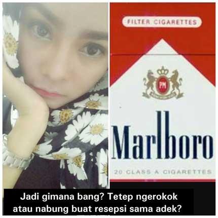 dp bbm lucu meme harga rokok naik