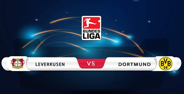 Bayer Leverkusen vs Borussia Dortmund Prediction & Match Preview