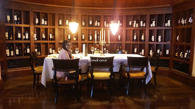 PEMINAT MAKANAN ITALI SILA TERJAH HOTEL SHERATON IMPERIAL KL
