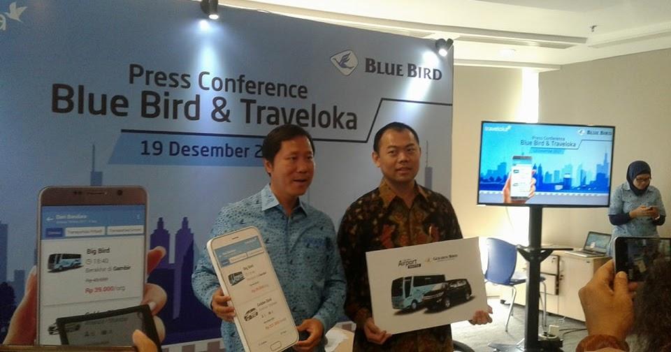 Rumah Inspirasiku Kemitraan Traveloka Dan Blue Bird Untuk