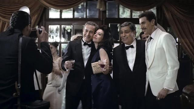 Crítica de 'El Espía', la miniserie de Netflix con Sacha Baron Cohen