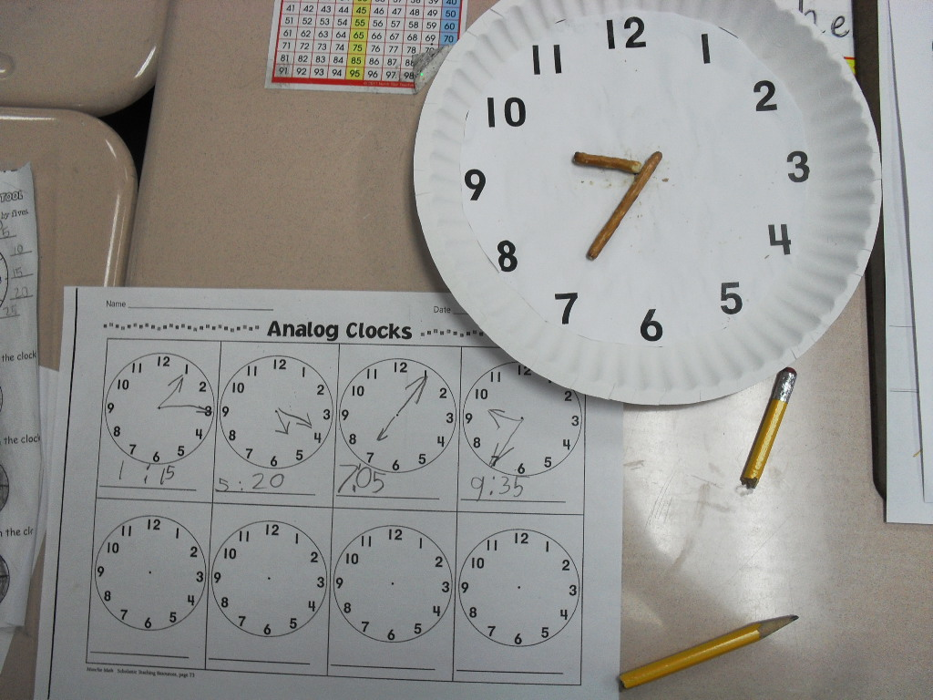 Fourth And Ten Tick Tock Time Freebie