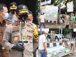 Kapolda Jateng Tegaskan Jawa Tengah Bebas Dari Spanduk Provokasi