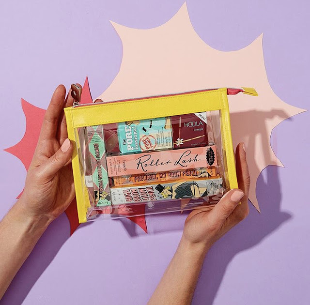 Birchbox x Benefit Limited Edition Box