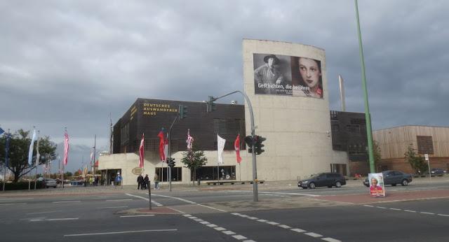 Bremerhaven - Deutsches Auswandererhaus