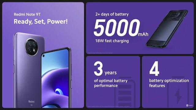 Xiaomi-Redmi-Note-9T-Battery