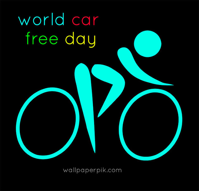 world car free day photos