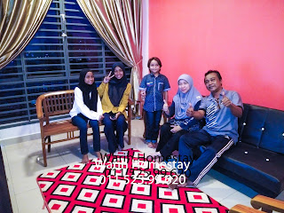 Warih-Homestay-Pn-Razana-Kedah