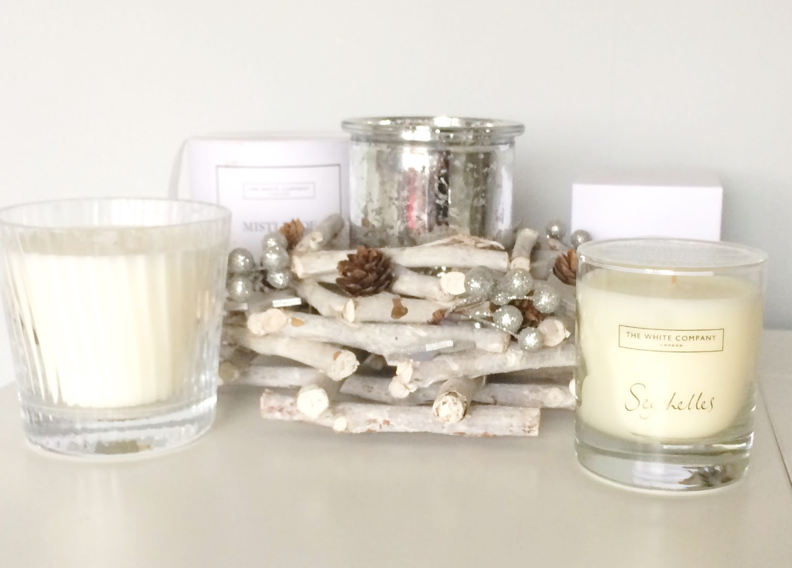 The White Company candles discount