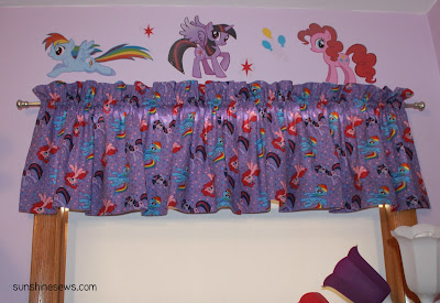 My Little Pony Curtain