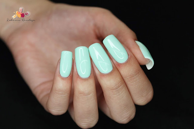 Victoria Vynn Gel Polish No. 196 - Mint Candy