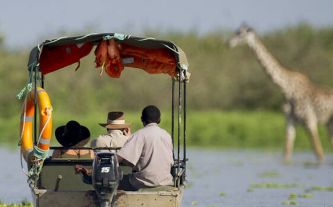 Tanzania walking safaris: the best lodges and camps