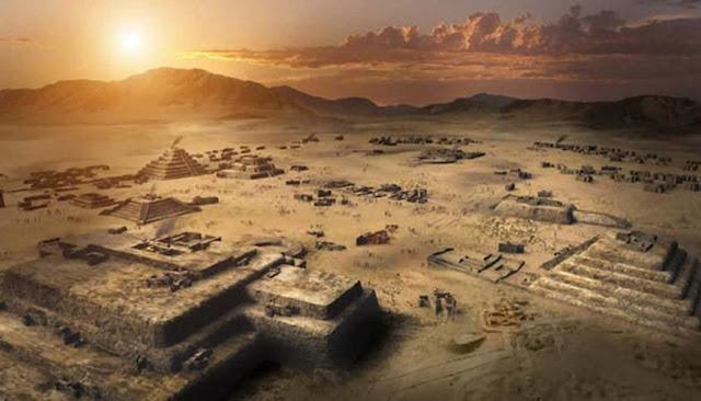 Οι άγνωστες όσο και απόκοσμες πόλεις της Αρχαιότητας που δεν ξέρουμε σχεδόν τίποτα! (ΦΩΤΟ)