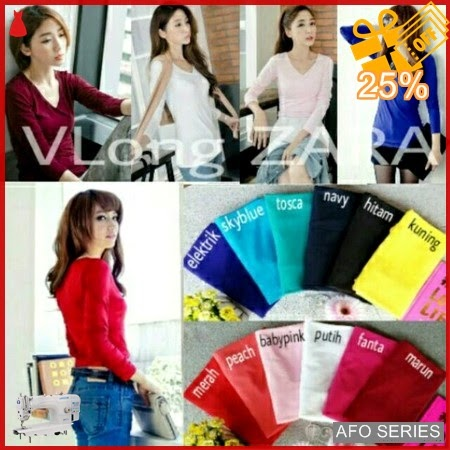 AFO319 Model Fashion Vlong Zara Modis Murah BMGShop