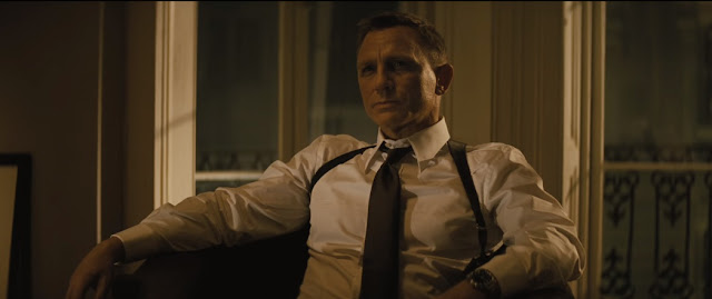 007, cine, Crockett & Jones, Daniel Craig, James Bond, menswear, N. Peal, Omega, Spectre, Suits and Shirts, Sunspel, Tom Ford, Turnbull & Asser,