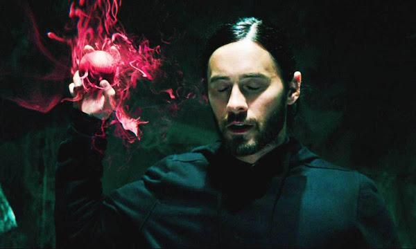 """Jared Leto diz que 'Morbius' é o filme """"perfeito"""" para as pessoas retornarem aos Cinemas"""