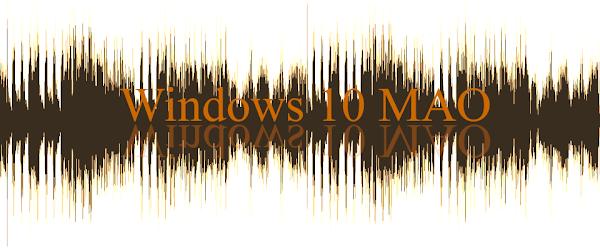 Logo banner windows 10 MAO