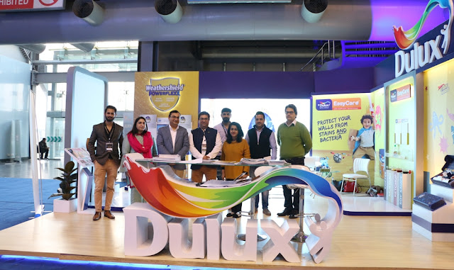Dulux showcases leading innovations at IAPEX 2019