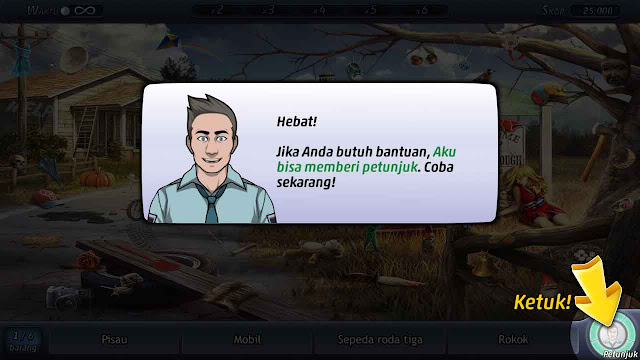 cheat criminal case bahasa indonesia