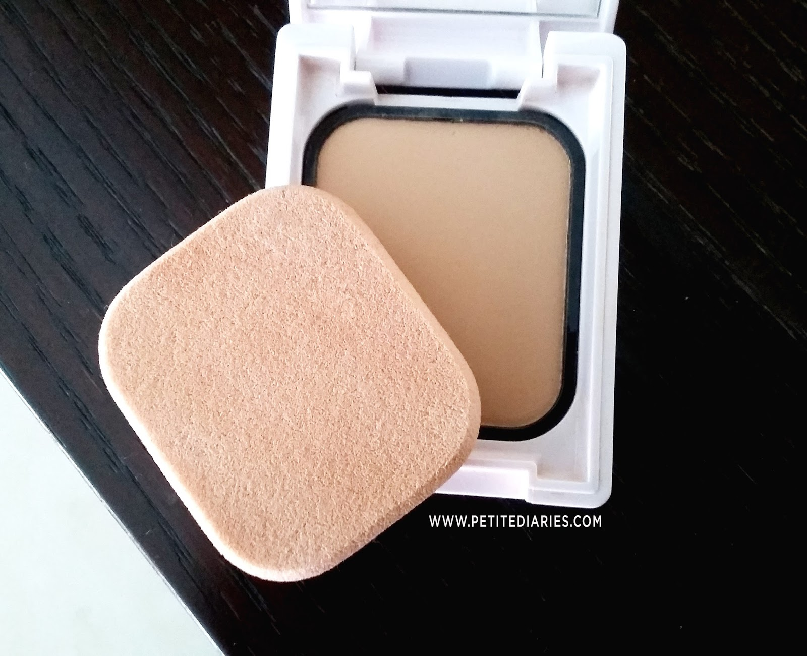 shiseido sheer mat compact foundation