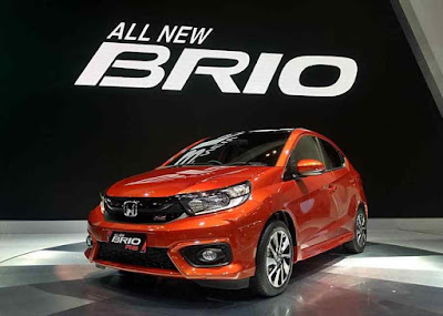 Honda Brio Terbaru