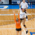 UB volleyball wins first ever match in Kalamazoo, 3-1