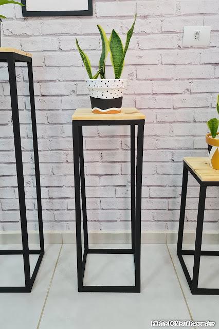 trio de mesas para decoraçao de festas