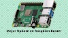 Raspbian Buster gets a big upgrade - improvements on design and performance