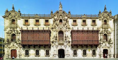 Archbishop's Palace, knowing Lima, Lima city tour, Religious Buildings