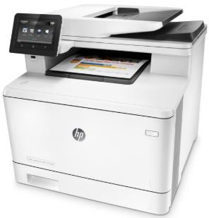 HP Color LaserJet Pro MFP M477 Télécharger Pilote Gratuit Pour Windows et Mac