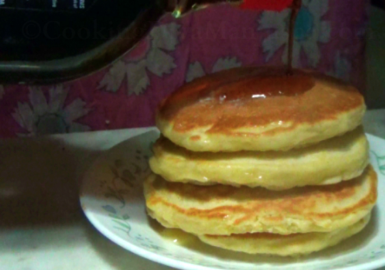 fluffy-pancake-made-from-scratch