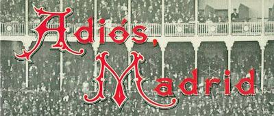 Resultado de imagen de adios madrid