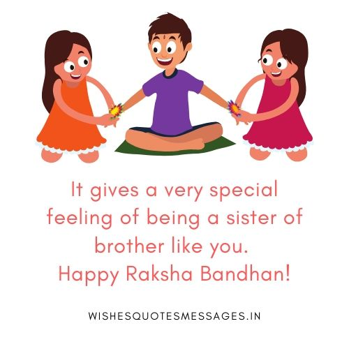 raksha bandhan wishes quotes messages for brother