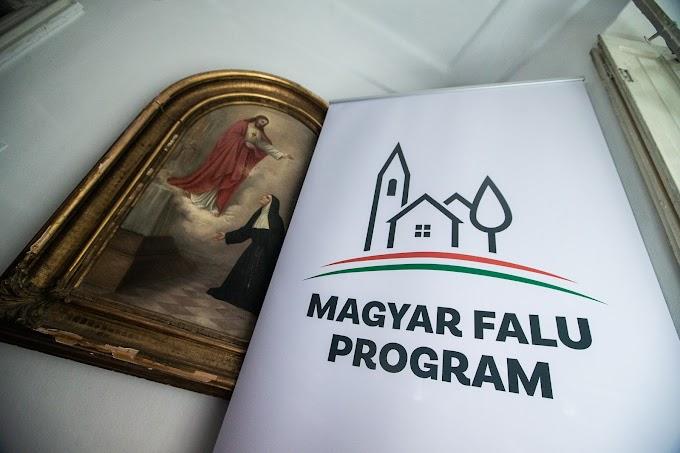 Fidesz: jövőre is folytatódik a Magyar falu program