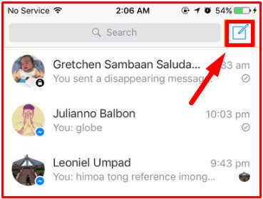facebook messenger secret conversations