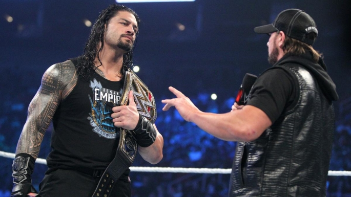 Download Full HD Roman Reigns Pictures Gallery