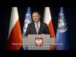 Inilah Pidato Presiden Polandia, Andrzej Duda di Debat Umum PBB ke 75.lelemuku.com.jpg