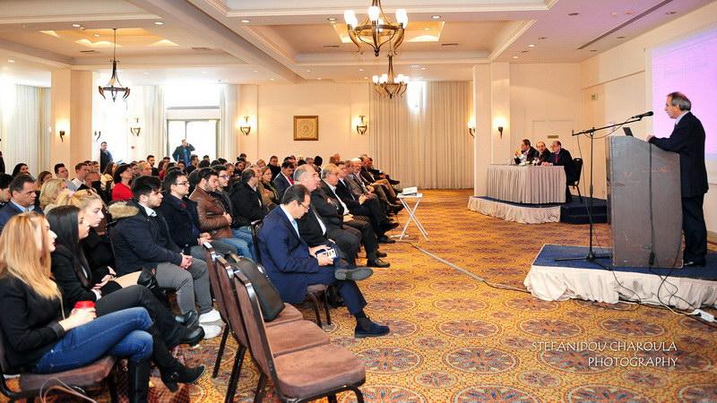 Με επιτυχία πραγματοποιήθηκε στην Αλεξανδρούπολη η Ημερίδα με θέμα «Η Ανωτάτη Εκπαίδευση μοχλός ανάπτυξης για τη Χώρα»
