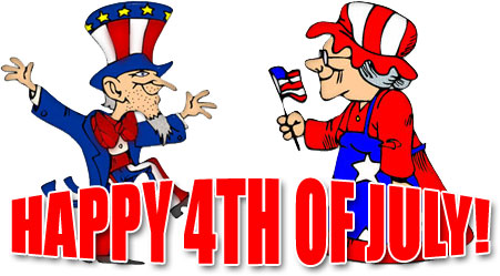 4th of July clipart 2021