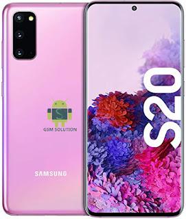 Samsung S20 SM-G981B Binary U2-U3 Eng Modem File-Firmware Download
