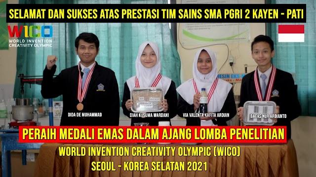 Selamat dan Sukses