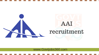 AAI recruitment 2017 apply for 147 Junior Assistant Posts